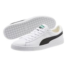 152ac3a20abf Product Puma Heritage Basket Classic Sneakers Whiteblack (Video) Page - 1