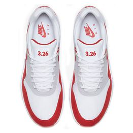 Elevated icon the air max 1 ultra 2.0 in 'white & university