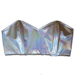 b517bdf98b237 Product Rojas Clothing 3 M Reflective Bustier Top (Video) Page - 1