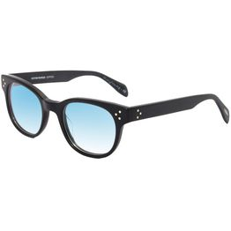 cf1a66c931 Product Oliver Peoples Afton Rx With Custom Blue Tint Lenses (Video ...